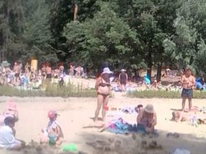 цены на лето пляж белое озеро